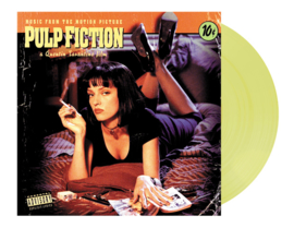 Various Artists - Pulp Fiction Soundtrack -Indie Only- (LP)
