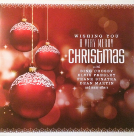 Various ‎– Wishing You A Very Merry Christmas (LP)