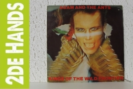 Adam and the Ants - Kings of the Wild Frontier (LP) B50