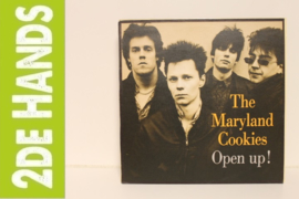 The Maryland Cookies ‎– Open Up! (LP) C80