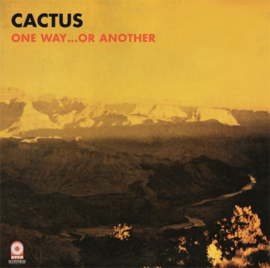 Cactus - One Way... Or Another (LP)
