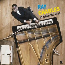 Ray Charles - At Newport (LP)