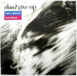 "Peter Gabriel, Kate Bush – Don't Give Up (12"" Single) T30"