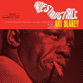 Art Blakey & The Jazz Messengers ‎– Indestructible! (LP)