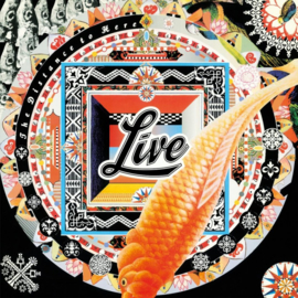 Live - The Distance to Here (LP)