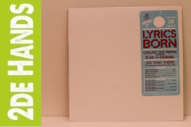 Lyrics Born - Callin' Out Remix / Do That There(LP) E20