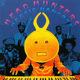 Herbie Hancock ‎– Head Hunters (LP)