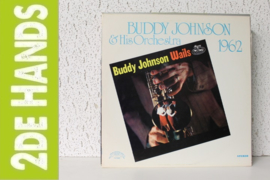 Buddy Johnson ‎– Wails (LP) C30