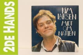 Kim Larsen – Midt Om Natten (LP) C80