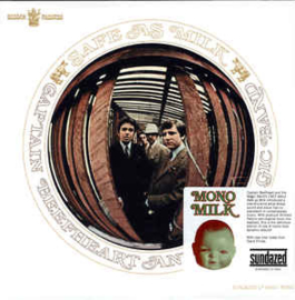 Captain Beefheart And His Magic Band - Safe As Milk (LP)