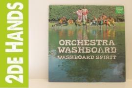 Orchestra Washboard – Washboard Spirit (LP) J70