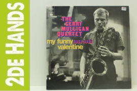 Gerry Mulligan Quartet ‎– My Funny Valentine 1958-1962 (2LP) H10