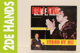 Ben E. King + The Drifters ‎– Stand By Me (LP) D90