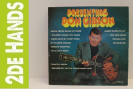 Don Gibson ‎– Presenting... Don Gibson (LP) H80