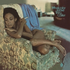 Terry Callier - What Color is Love (LP)