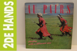 Au Pairs ‎– Playing With A Different Sex (LP) F10