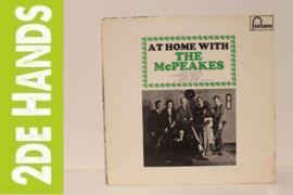McPeake Family ‎– At Home With The McPeakes (LP) H10