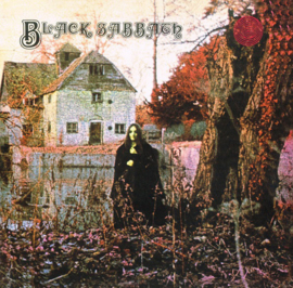 Black Sabbath – Black Sabbath  (LP)