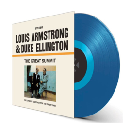 Louis Armstrong & Duke Ellington - Great Summit -LTD- (LP)