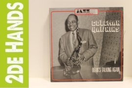 Coleman Hawkins ‎– Bean's Talking Again (LP) K20