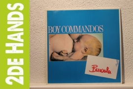 Boy Commandos - Buwala (LP) C80