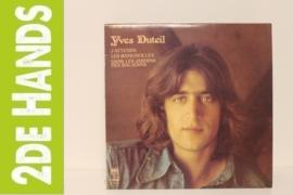 Yves Duteil – J'attends/Les Batignolles/Dans Les Jardins Des Baladins (LP) B80