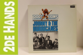 Johnny And The Hurricanes ‎– Rock Lions (LP) F70