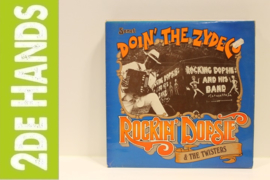 Rockin' Dopsie & The Twisters ‎– Doin' The Zydeco (LP) C70