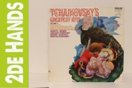 Jascha Heifetz, Fritz Reiner, Pierre Monteux – Tchaikovsky's Greatest Hits, Vol.2 (LP) B80