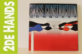 Brass Construction ‎– Conquest (LP) K10