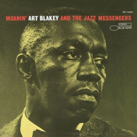 Art Blakey & The Jazz Messengers - Moanin' -Blue Note Classic- (PRE ORDER) (LP)