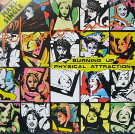 """Madonna – Burning Up / Physical Attraction (12"""" Single) T20"""