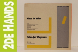 Klaas de Vries, Peter-Jan Wagemans ‎– Follia / Bewegingen (Movements) / Muziek II (LP) F90