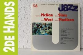 Carmen McRae / Zoot Sims / Paul West / Jimmy Madison – I Giganti Del Jazz Vol. 56 (LP) D40