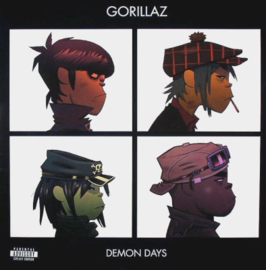 Gorillaz ‎– Demon Days (2LP)