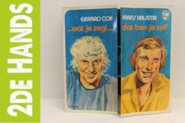 Gerard Cox & Frans Halsema – ...Wat Je Zegt..., Dat Ben Je Zelf (LP) G70
