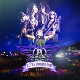 Aerosmith - Rocks Donington 2014 (PRE ORDER) (3LP+DVD)