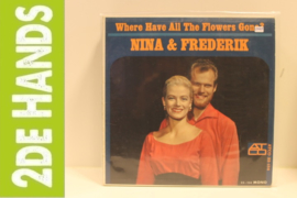 Nina & Frederik ‎– Where Have All The Flowers Gone? (LP) C50