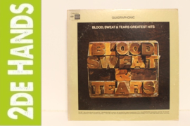 Blood, Sweat & Tears - Greatest Hits -QUADRA- (LP) C80