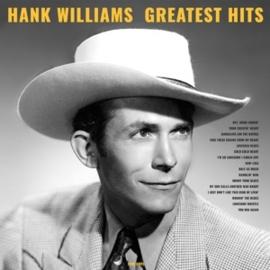 Hank Williams - Greatest Hits (LP)
