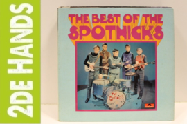 The Spotnicks – The Best Of The Spotnicks (LP) A20