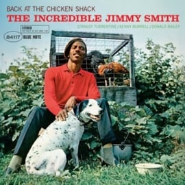 Jimmy Smith - Back At the Chicken Shack -Blue Note Classic- (LP)