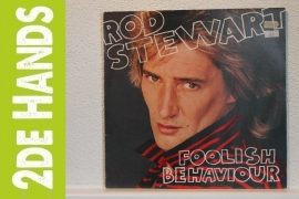 Rod Stewart - Foolish Behaviour (LP) C30