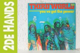 Third World – You've Got The Power (LP) C50