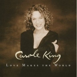 Carole King - Love Makes the World (LP)