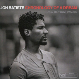 Jon Batiste ‎– Chronology Of A Dream: Live At The Village Vanguard (LP)