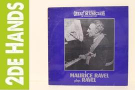 Maurice Ravel Plays Ravel (LP) K10