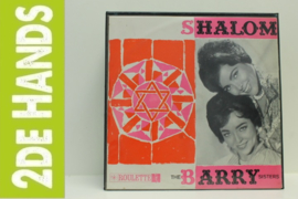 Barry Sisters ‎– Shalom (LP) H40