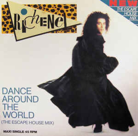 "Richenel – Dance Around The World (The Escape House Mix) (12"" Single) T20"