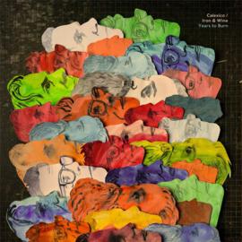 Calexico / Iron & Wine – Years To Burn (LP)